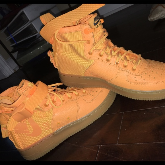 Nike Shoes | Sf Air Force 1 Mid Odell Beckham Jr | Poshmark